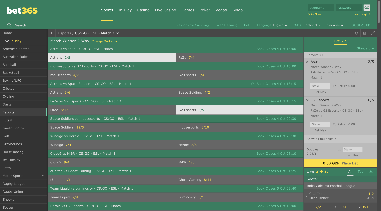 Bet365 live betting limits miss universe ireland 2021 betting