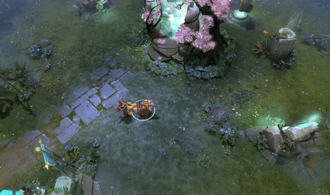 Dota 2 Buildings image