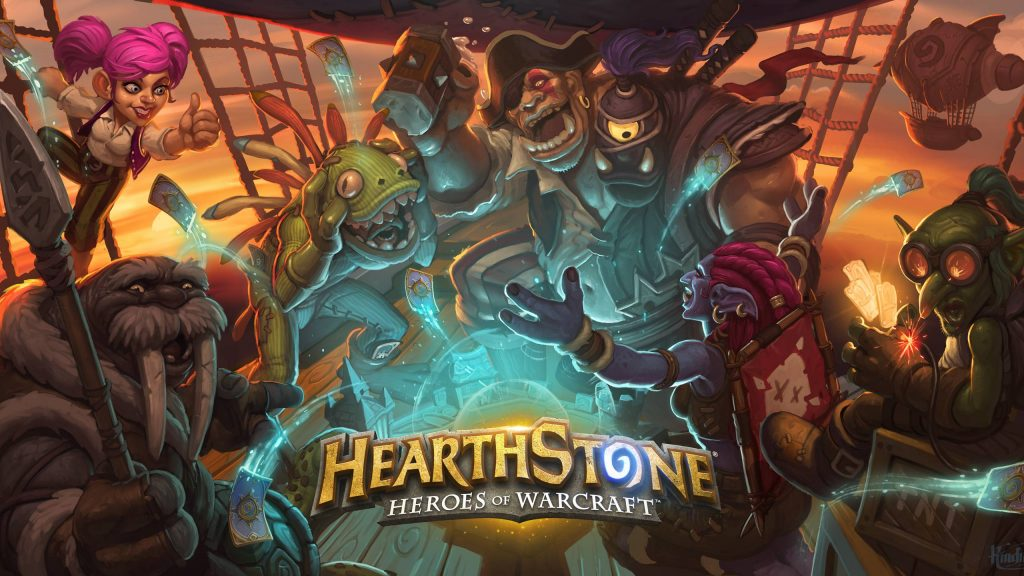 Bet on Hearthstone hero banner