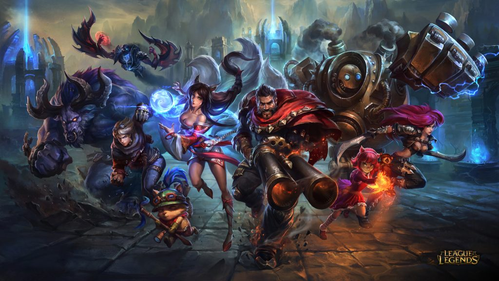 League of Legends Betting Sites hero banner