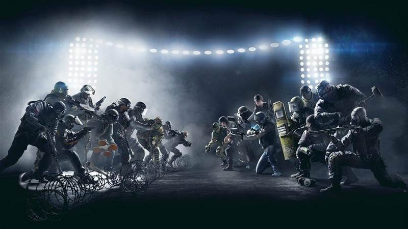Rainbow Six Siege Competitions image