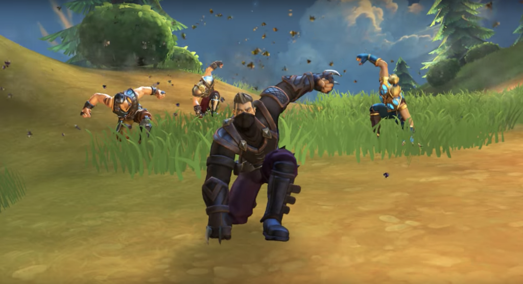Bet on Realm Royale hero banner