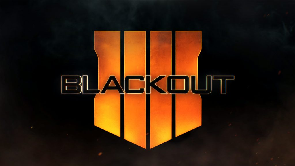 Call of Duty Blackout Logo