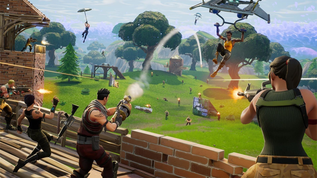 International Fortnite Scene image