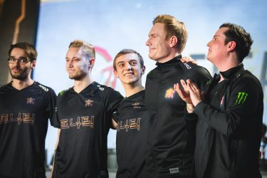 Invictus Gaming beat Fnatic in Worlds 2018 Finals