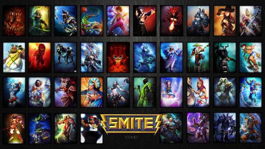 SMITE Meta image