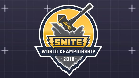 International SMITE Scene image