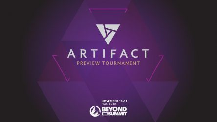 Artifact Debuts First Esports Tournament