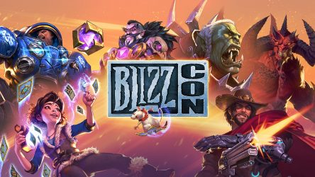 Blizzcon 2018 reveals new characters for Overwatch and HotS