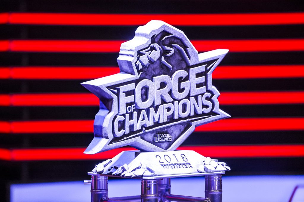 Forge of Champions image