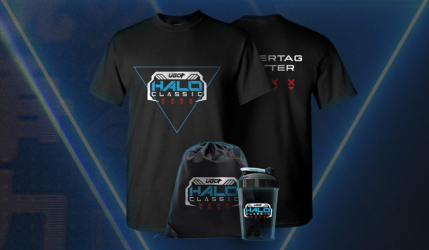 Win a VIP Halo Classic swag pack with SickOdds