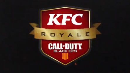 "KFC Gaming Launches Call of Duty ""KFC Royale"" Tournament"