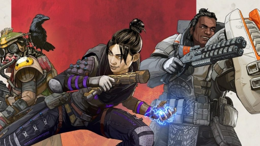 Bet on Apex Legends hero banner