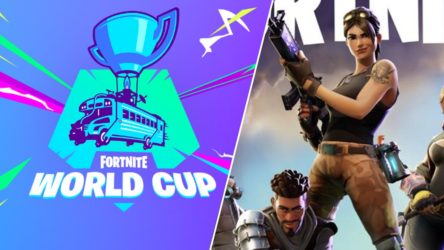 Epic Games releases info on Fortnite World Cup