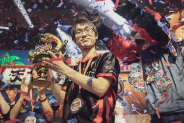 Japan dominates DBFZ World Tour Finals as U.S crumbles