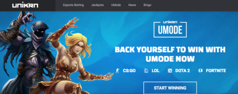 Unikrn launches skill-based betting platform UMode in 41 US states