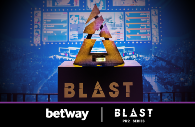Betway to sponsor BLAST Pro Series for the foreseeable furture
