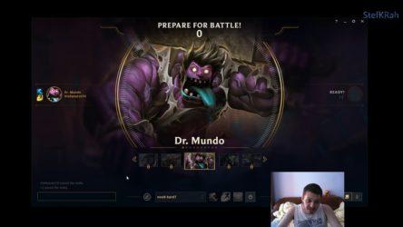 FNATIC to host Dr. Mundo Tournament for chance to 1v1 Nemesis