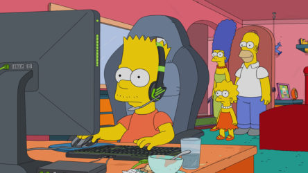The Simpsons released esports-focussed episode, 'E My Sports'.