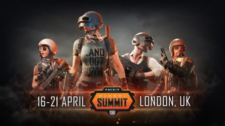 All 24 teams determined for FACEIT Global Summit: PUBG Classic