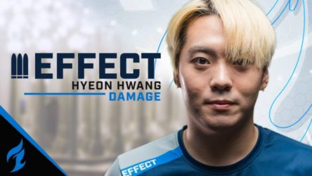 EFFECT retires from Overwatch League due to mental health concerns