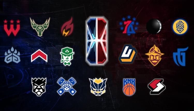 NBA 2K League Format image