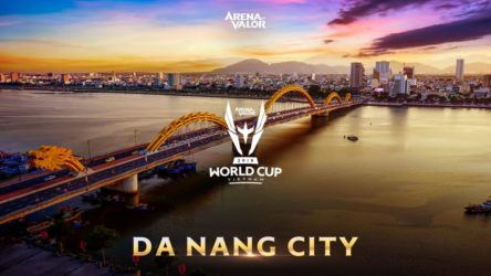 Arena of Valor heads to Vietnam for $500K World Cup