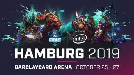 ESL One Hamburg announced to return this October