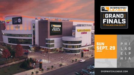 Overwatch League eyes Wells Fargo Center for Grand Finals