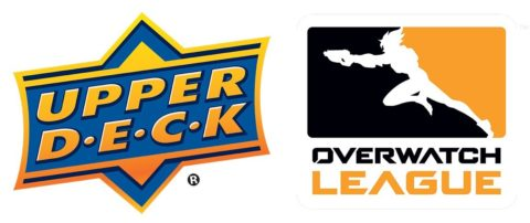 Overwatch partners with Upper Deck in cards and collectibles deal