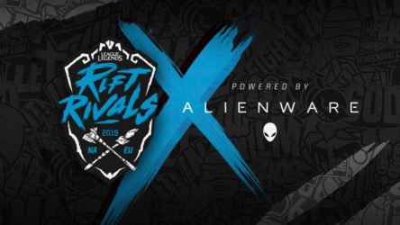 Alienware announced as presenting sponsor for Rift Rivals