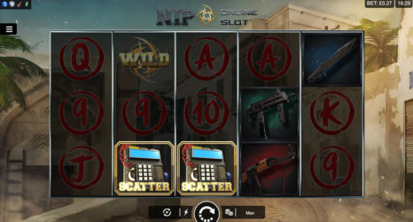 Betway Introduces NiP CSGO themed slots