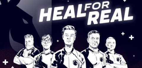 Team Liquid announces partnership with Blood Centers of America