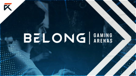 Excel announces Belong Arenas as its official arena partner