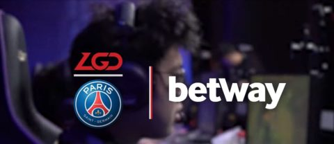 Betway announces six-figure PSG.LGD sponsorship
