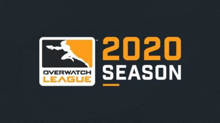 The Overwatch League announces format for 2020