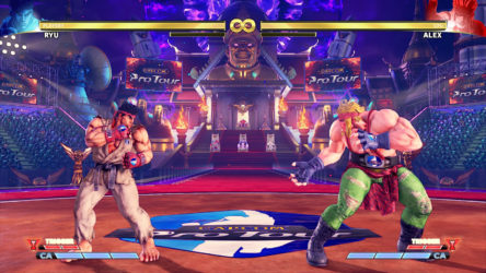 Unikrn introduce Virtual Street Fighter betting
