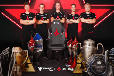 ASTRALIS resign from cs_summit 6 Europe