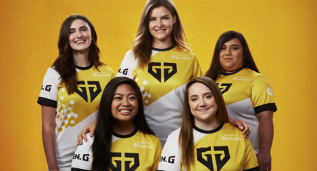 Bumble and Gen.G announces formation of all-women Fortnite team