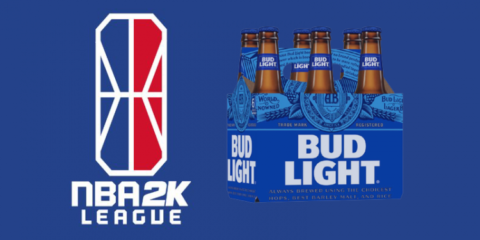 NBA 2K picks up Bud Light as official beer sponsor