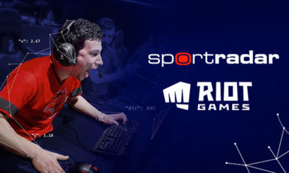 Riot and Sportradar announce integrity services partnership