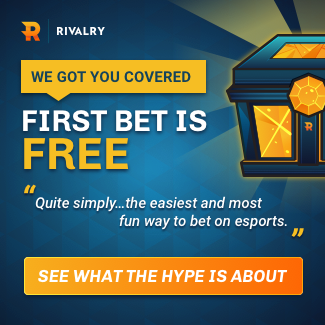 Rivalry - Free First Bet