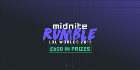Midnite launches Rumble with £600 up for grabs