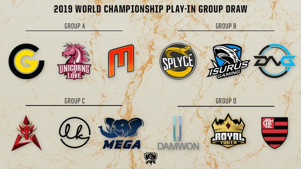 Worlds 2019 Play-In Stage: Who to Bet On image