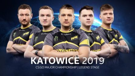 Na'Vi confirmed to attend ICE London 2020