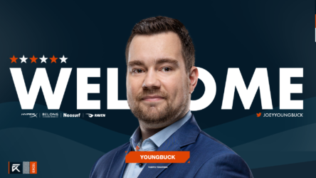 Excel Esports welcomes YoungBuck as Head Coach