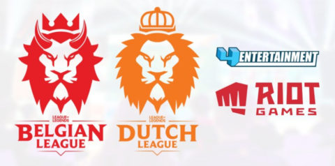 Riot Games launching new Belgian and Dutch leagues in 2020