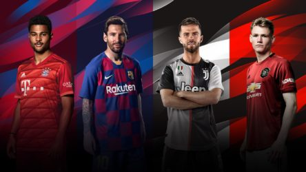 10 major professional football clubs join Konami's PES eFootball League