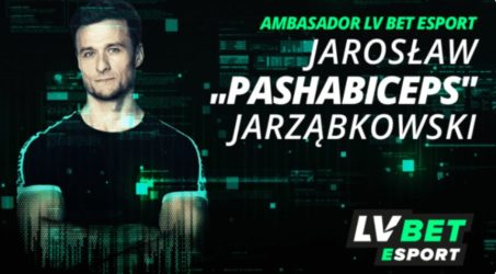CS:GO's pashaBiceps becomes LV BET's new ambassador