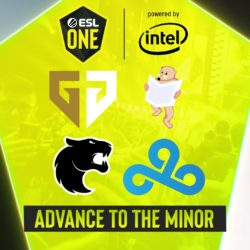 FURIA, Cloud9 and co. move to ESL Americas Minor